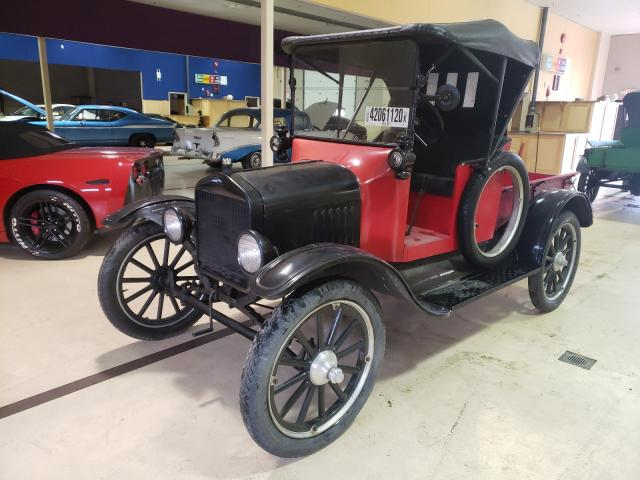 FORD MODEL-T 1920 1