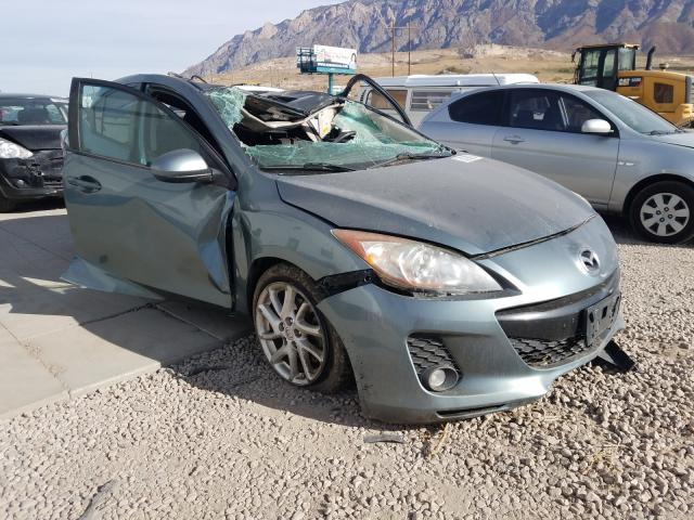 Mazda 3 S salvage cars for sale: 2012 Mazda 3 S