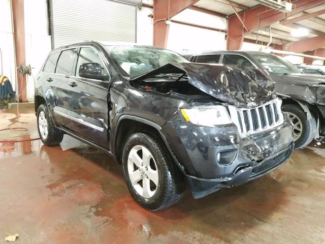 Salvage cars for sale from Copart Lansing, MI: 2012 Jeep Grand Cherokee