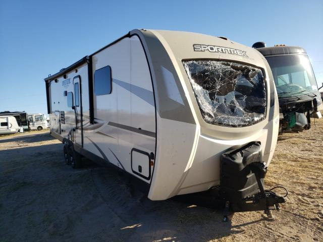 Salvage cars for sale from Copart Albuquerque, NM: 2021 Sportsmen Trailer