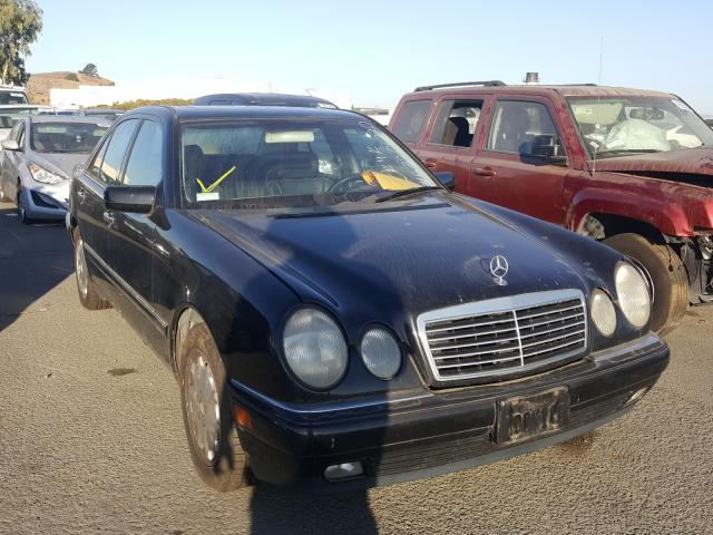 Mercedes-Benz E Class salvage cars for sale: 1998 Mercedes-Benz E Class