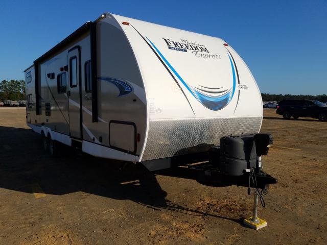 Coachmen salvage cars for sale: 2018 Coachmen Camper