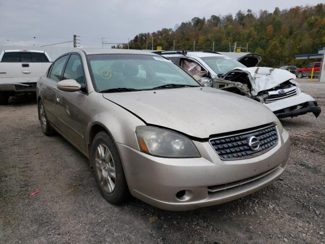 Salvage cars for sale from Copart Hurricane, WV: 2005 Nissan Altima