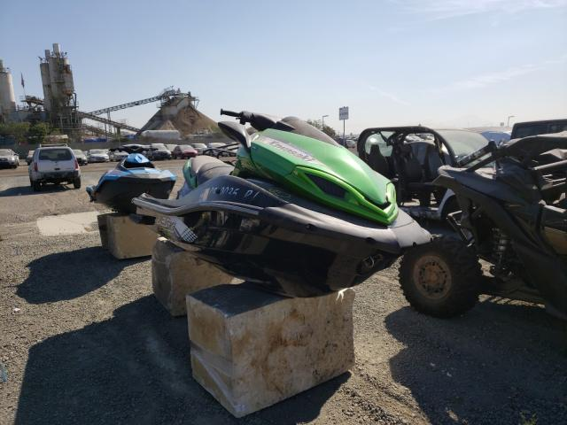Salvage cars for sale from Copart San Diego, CA: 2012 Kawasaki Ultra 300X