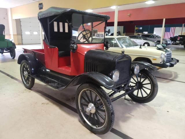 Salvage cars for sale from Copart Exeter, RI: 1920 Ford Model T