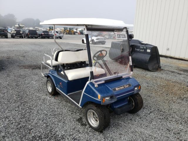 Golf Cart salvage cars for sale: 2009 Golf Cart