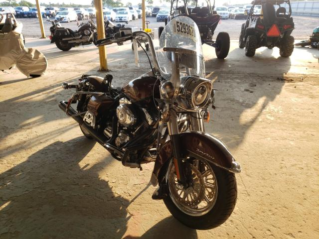 Salvage cars for sale from Copart Corpus Christi, TX: 2009 Harley-Davidson Flhrc