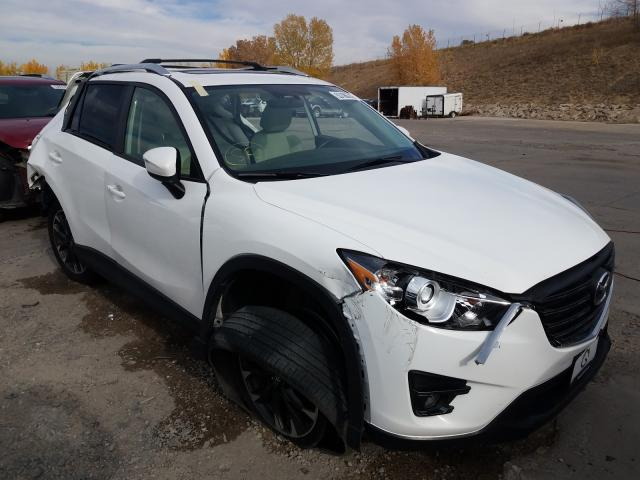 Vehiculos salvage en venta de Copart Littleton, CO: 2016 Mazda CX-5 GT