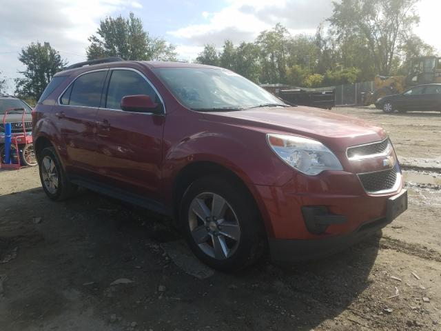 2012 Chevrolet Equinox LT en venta en Baltimore, MD