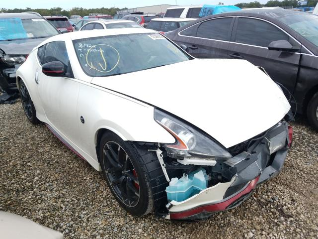 Salvage cars for sale from Copart Apopka, FL: 2016 Nissan 370Z Base