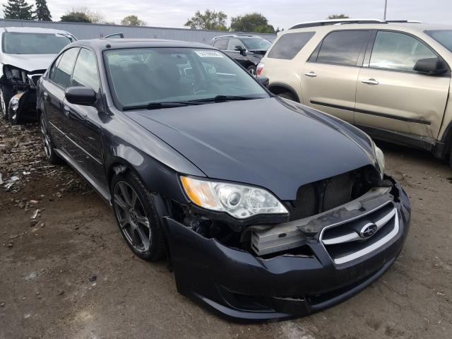 Subaru Legacy salvage cars for sale: 2009 Subaru Legacy