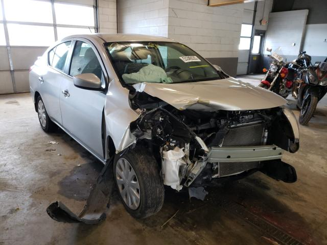 Salvage cars for sale from Copart Sandston, VA: 2019 Nissan Versa S