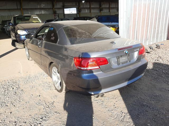 2010 BMW 3 series | Vin: WBAWL1C53AP492396