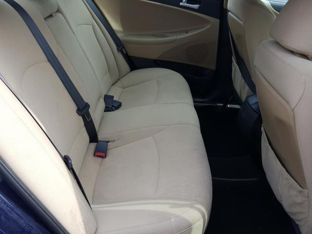 5NPEB4AC5BH112184 2011 Hyundai Sonata Gls 2.4L