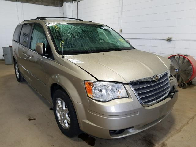 Chrysler salvage cars for sale: 2009 Chrysler Town & Country