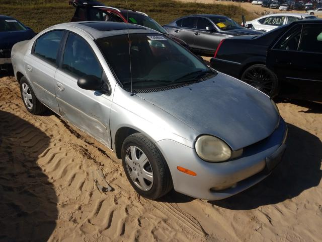 Plymouth Neon Base salvage cars for sale: 2001 Plymouth Neon Base