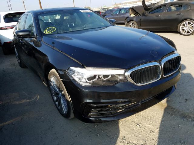 BMW salvage cars for sale: 2018 BMW 530 I