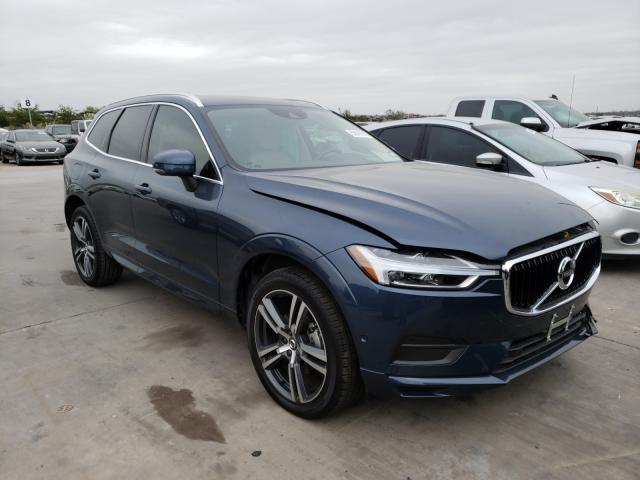Salvage cars for sale from Copart Grand Prairie, TX: 2019 Volvo XC60 T5 MO
