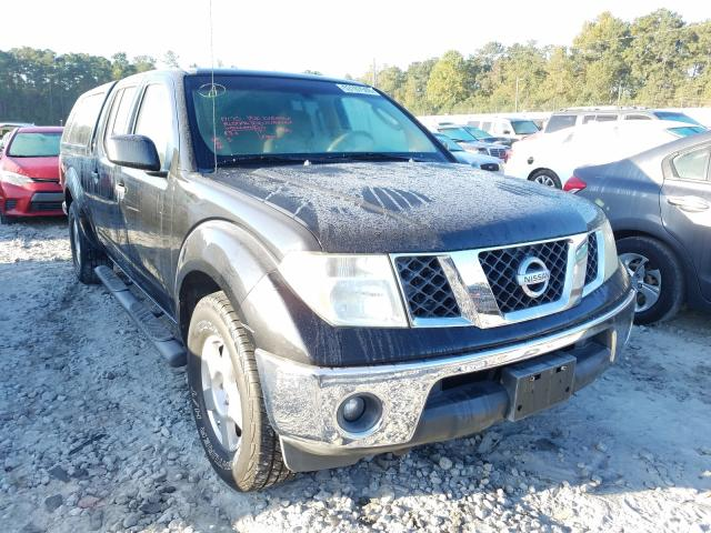 Salvage cars for sale from Copart Ellenwood, GA: 2008 Nissan Frontier C