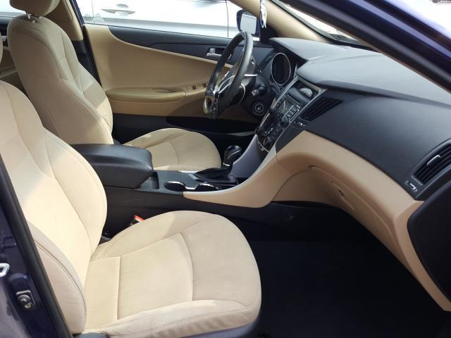 пригнать из сша 2011 Hyundai Sonata Gls 2.4L 5NPEB4AC5BH112184