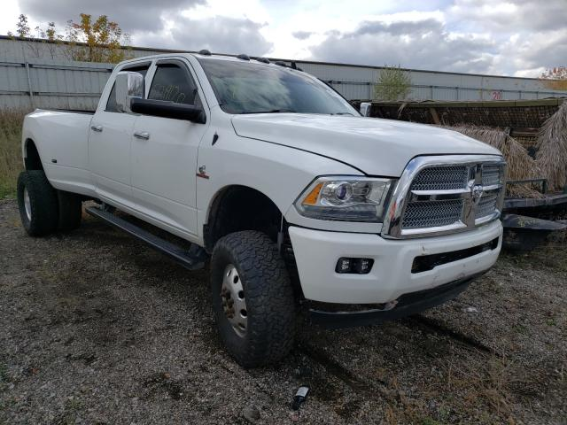 Dodge salvage cars for sale: 2014 Dodge RAM 3500 Longh