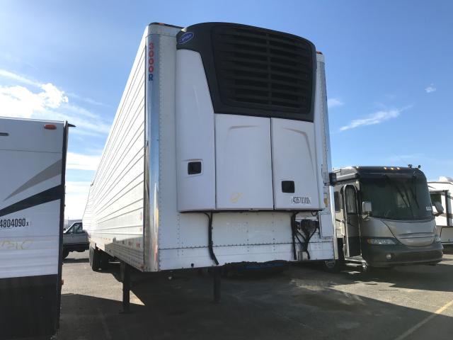 Salvage cars for sale from Copart Pasco, WA: 2013 Utility Reefer 53'
