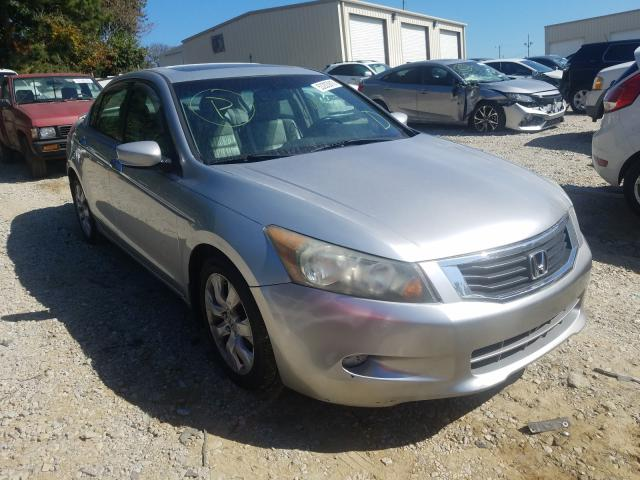 Salvage cars for sale from Copart Gainesville, GA: 2008 Honda Accord EXL