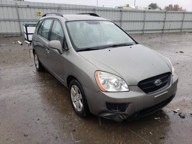 KIA Rondo Base salvage cars for sale: 2009 KIA Rondo Base
