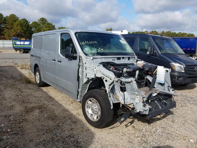 Nissan NV 1500 S salvage cars for sale: 2019 Nissan NV 1500 S