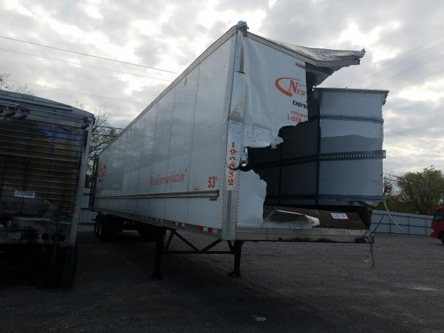 Other 53 Trailer salvage cars for sale: 2019 Other 53 Trailer