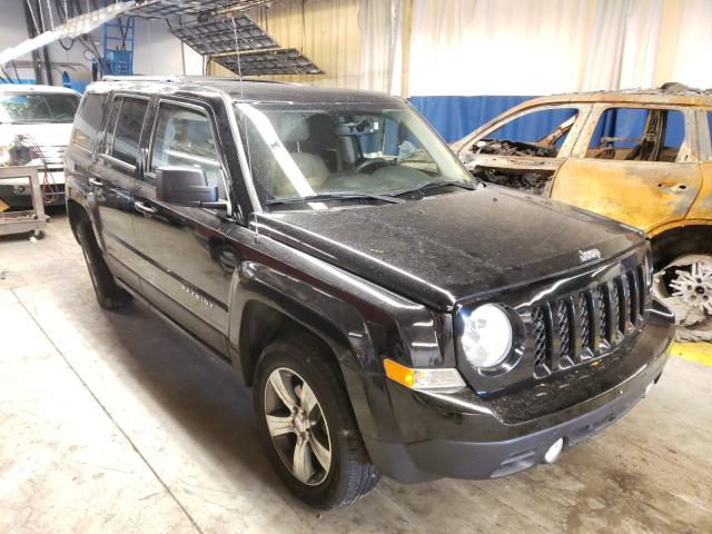 Jeep Patriot LA salvage cars for sale: 2017 Jeep Patriot LA