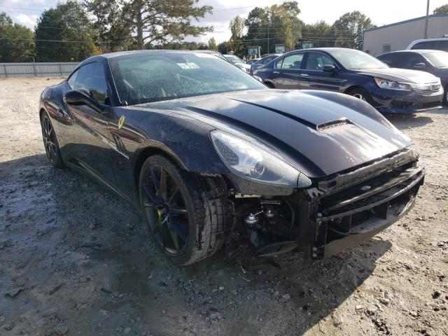 Ferrari California salvage cars for sale: 2014 Ferrari California