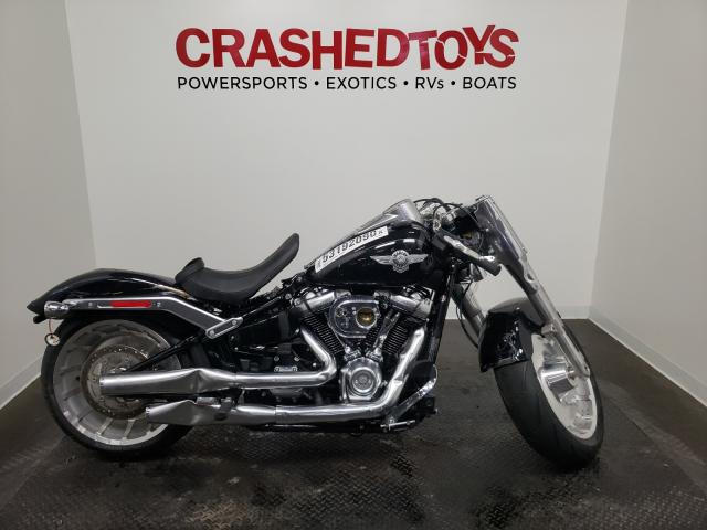 Harley-Davidson Flfbs salvage cars for sale: 2020 Harley-Davidson Flfbs