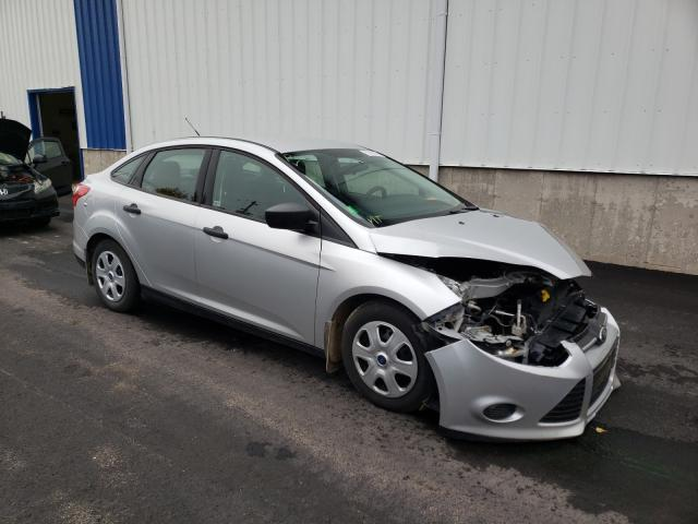 Salvage cars for sale from Copart Moncton, NB: 2012 Ford Focus S