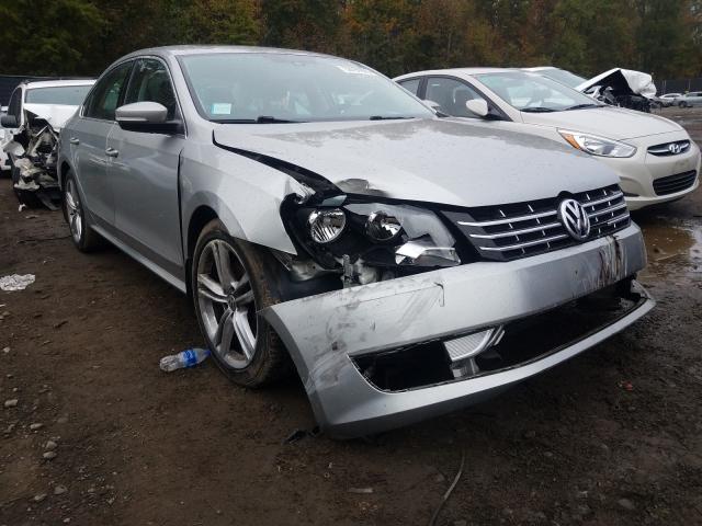 Volkswagen salvage cars for sale: 2014 Volkswagen Passat SEL