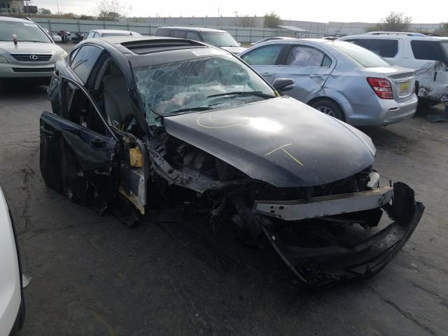 Lexus IS 250 salvage cars for sale: 2012 Lexus IS 250