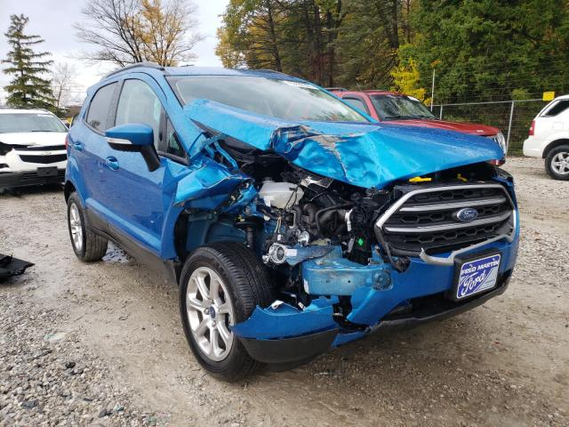 2020 Ford Ecosport S for sale in Northfield, OH