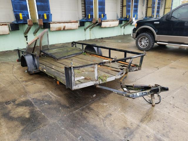 Salvage cars for sale from Copart Columbus, OH: 2007 Carry-On Trailer
