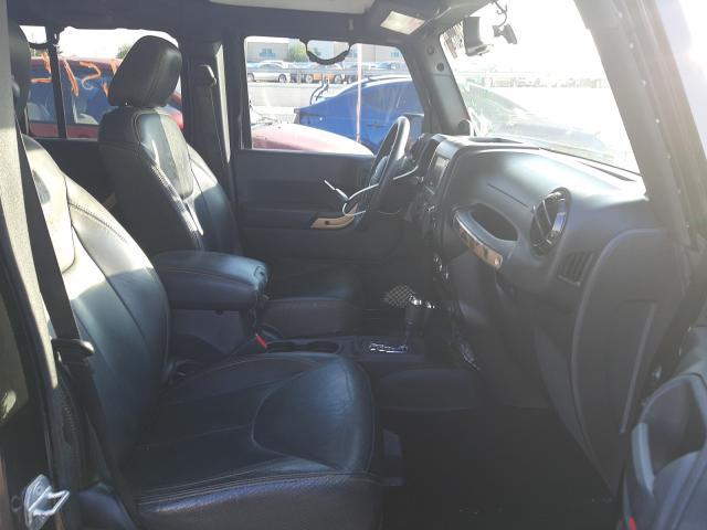 пригнать из сша 2014 Jeep Wrangler U 3.6L 1C4BJWEG0EL172159