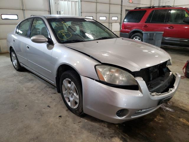 Salvage cars for sale from Copart Columbia, MO: 2004 Nissan Altima Base