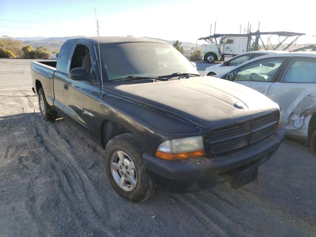 Dodge Dakota salvage cars for sale: 1998 Dodge Dakota