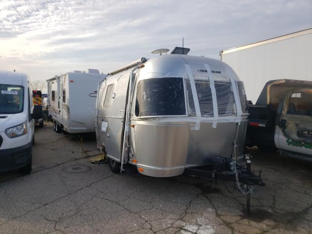 Airstream salvage cars for sale: 2016 Airstream Airsteam