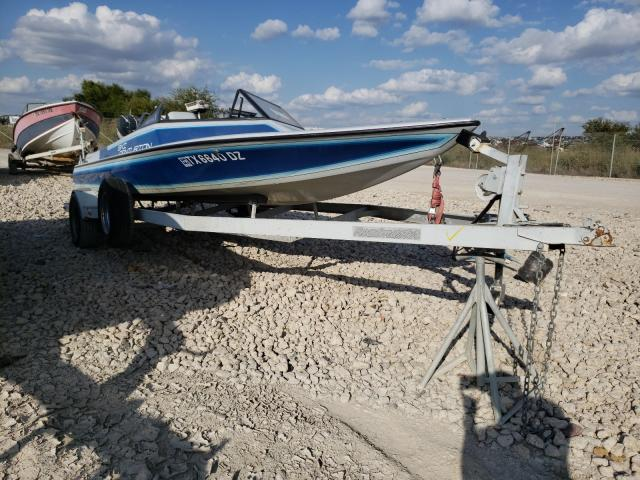 Salvage cars for sale from Copart Grand Prairie, TX: 1987 Cenu Boat