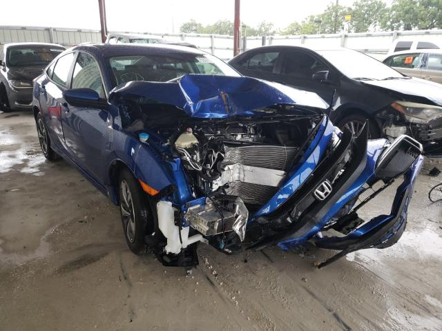 Salvage cars for sale from Copart Homestead, FL: 2020 Honda Civic LX