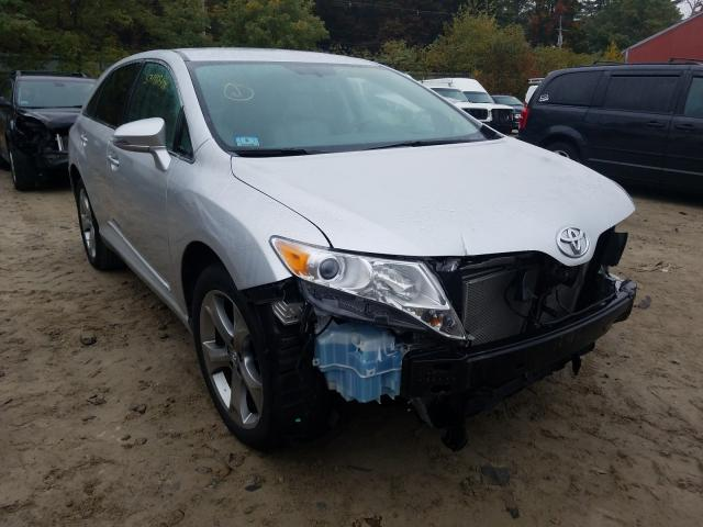 Salvage cars for sale from Copart Mendon, MA: 2014 Toyota Venza LE