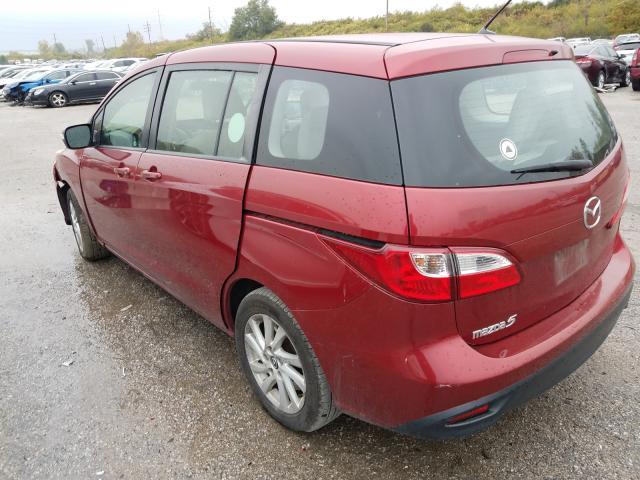 купить 2013 Mazda 5 2.5L JM1CW2BL9D0154808