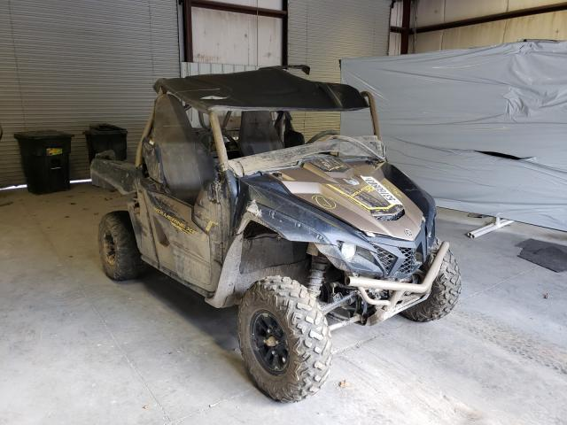 Salvage cars for sale from Copart Hurricane, WV: 2020 Yamaha YXE850