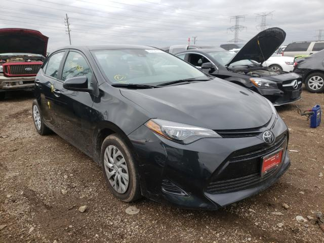 Salvage cars for sale from Copart Elgin, IL: 2019 Toyota Corolla L
