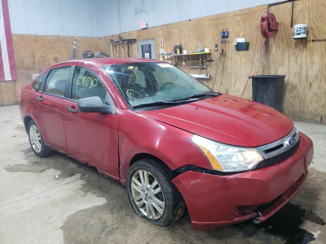 1FAHP3EN8BW160928 2011 Ford Focus S 2.0L