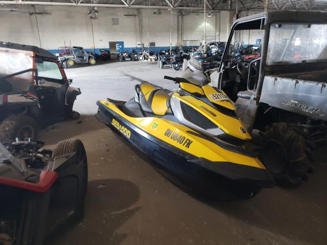 Salvage cars for sale from Copart Woodhaven, MI: 2009 Seadoo BRP-Rotax